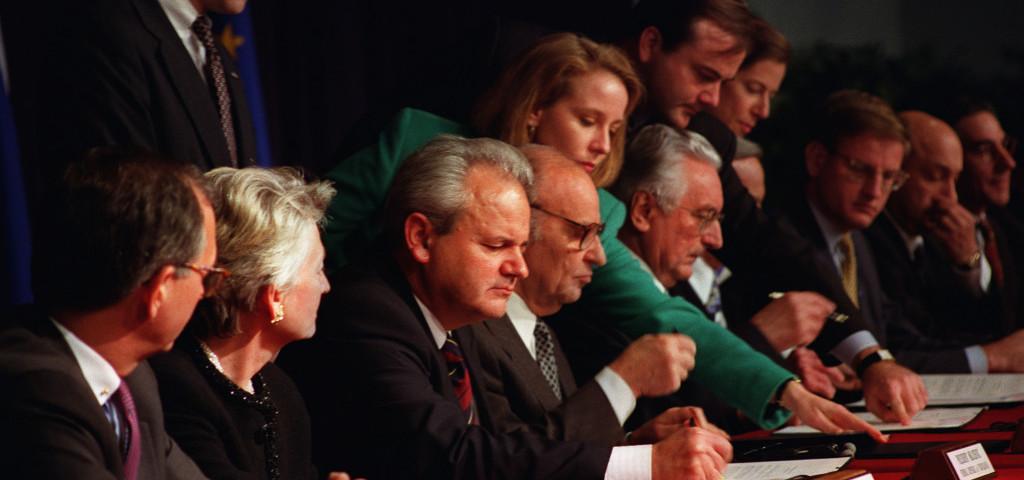 """Il viaggio """"Dayton 9515″ per ricordare i 20 anni dagli accordi di pace"""