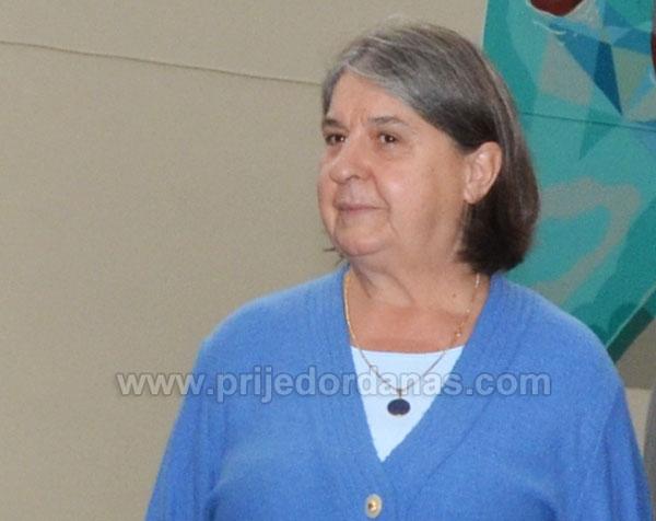 Il Presidente dell'APP, Cristina Bertotti