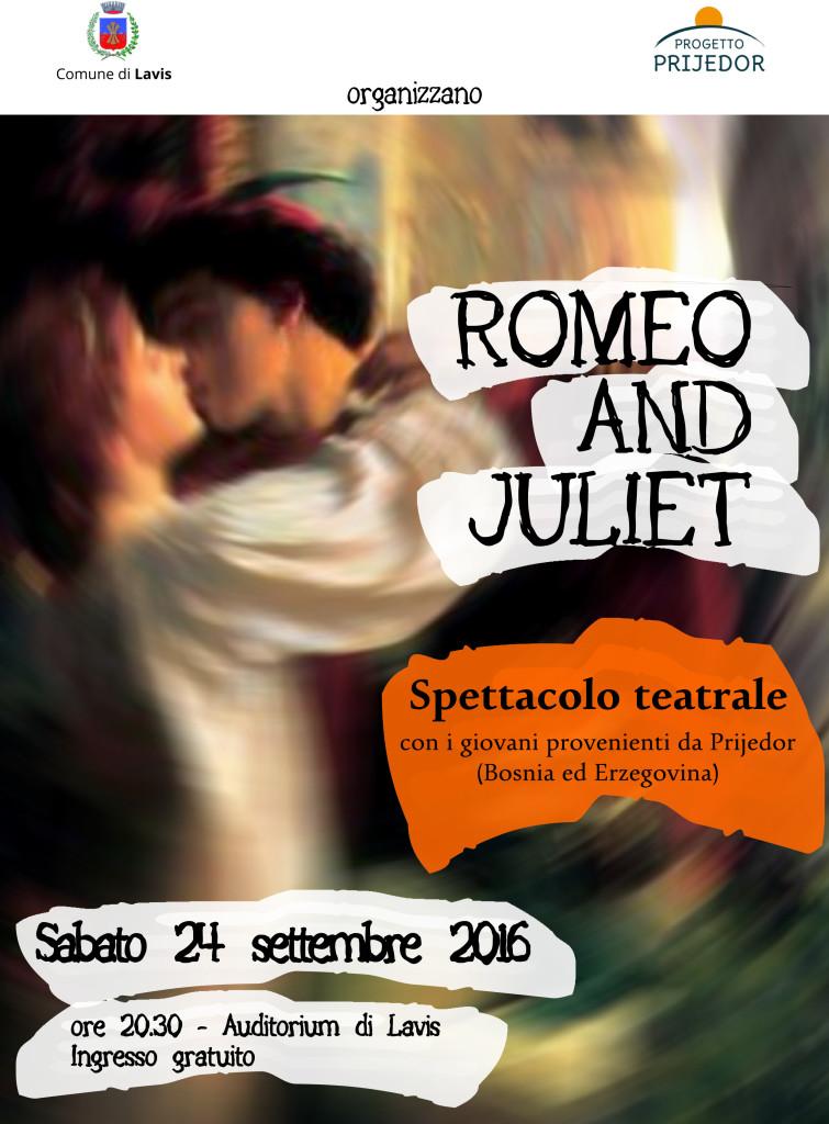 Romeo i Julija a Lavis