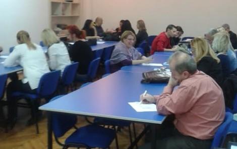 Seminario a Prijedor 18 e 19 novembre