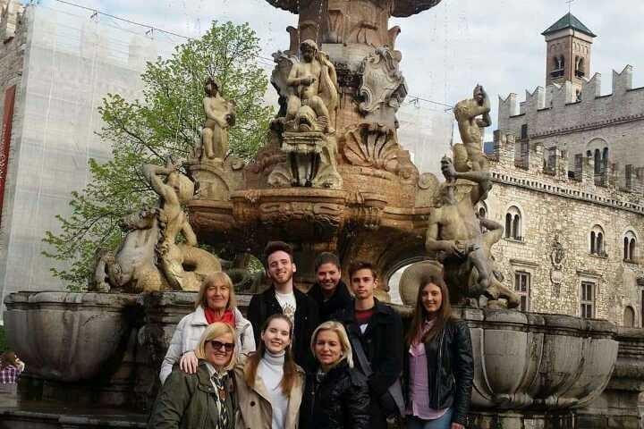"""Impressioni degli studenti del liceo """"Sveti Sava"""" dopo la visita a Trento"""
