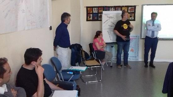Seminario sulla pianificazione territoriale partecipativa
