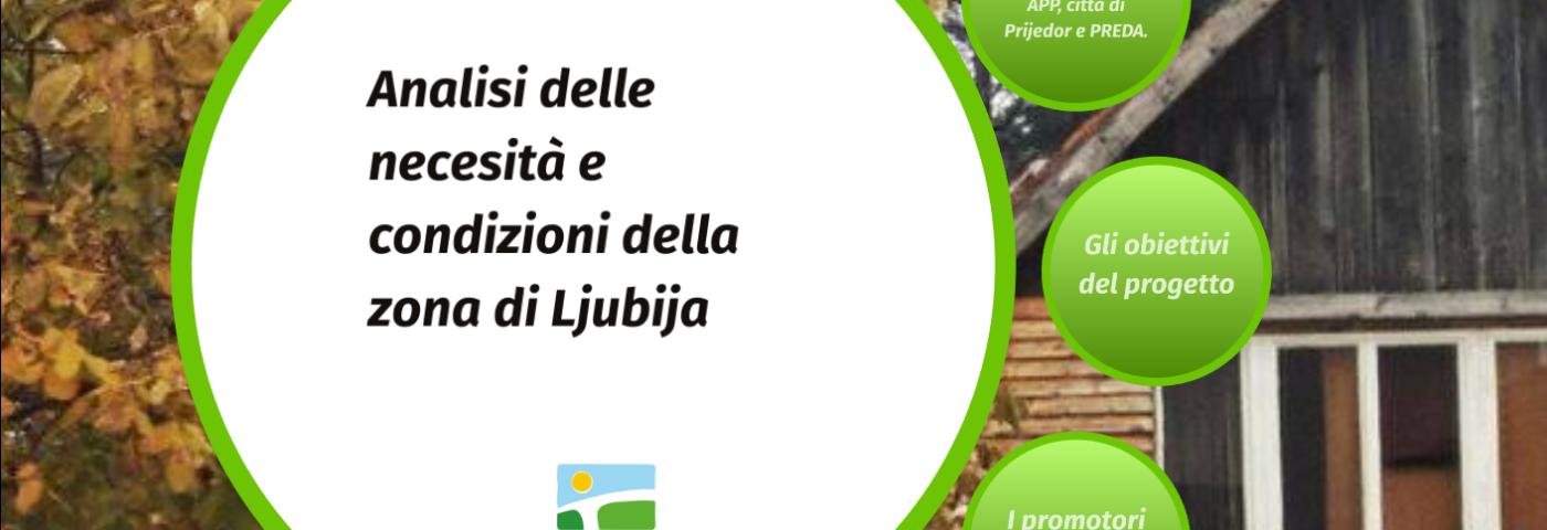 Presentazione della pianificazione partecipata a Ljubija