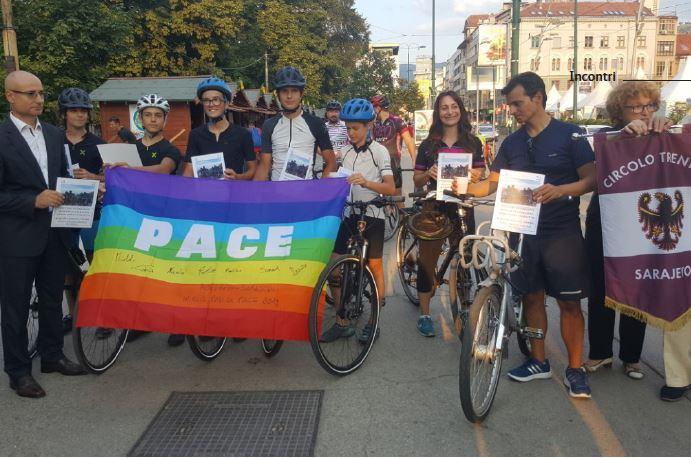 In bicicletta da Rovereto a Sarajevo