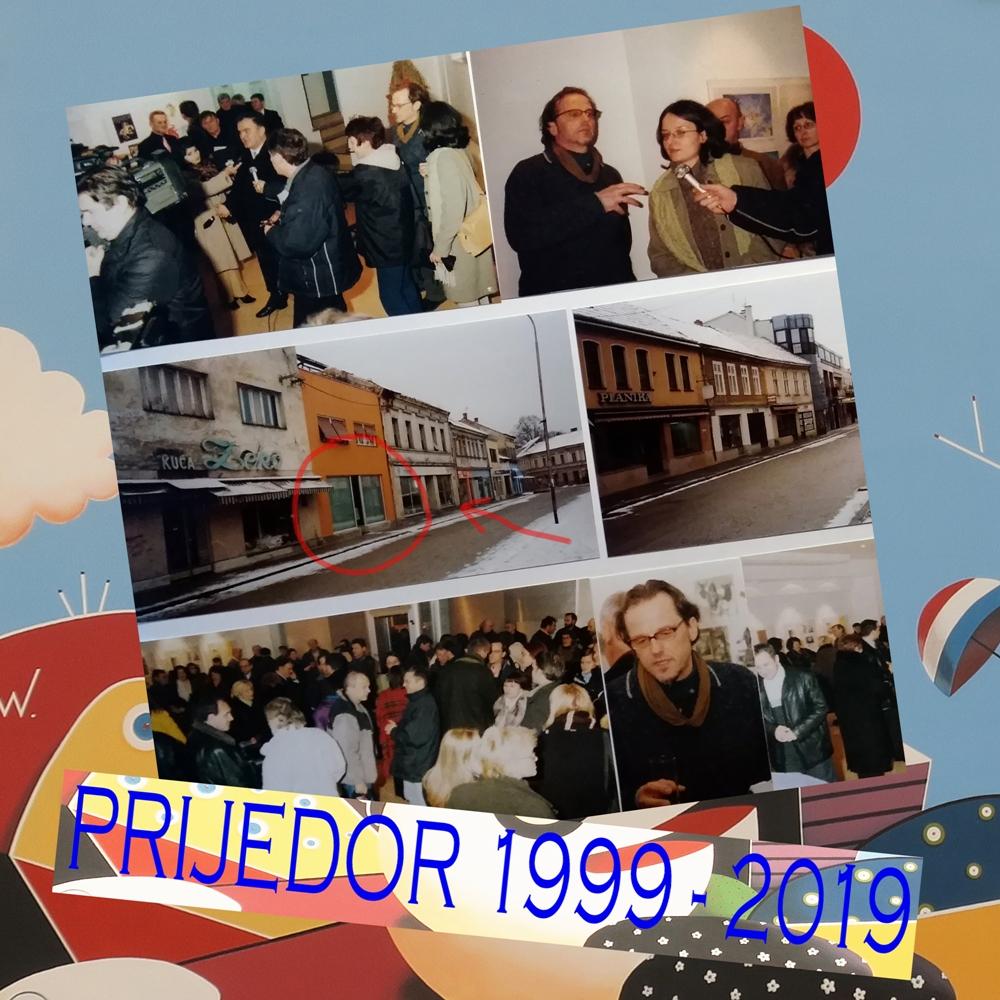Vent'anni a Prijedor