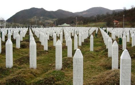 Quell'11 luglio a Srebrenica